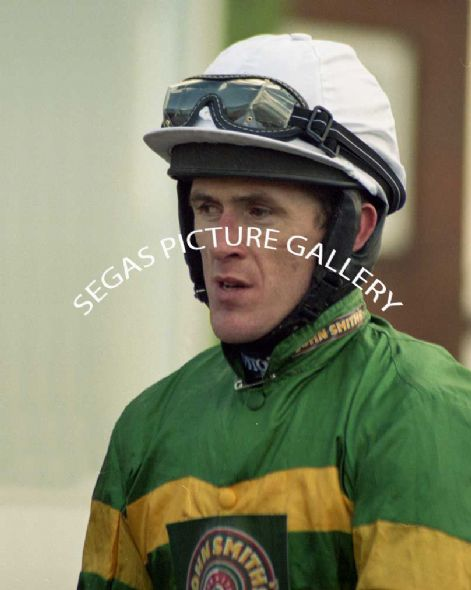 The Jockey Tony McCoy